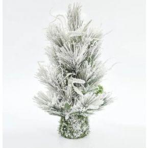 Eurolamp Δέντρο Χιονισμένο 70cm
