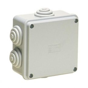 Eurolamp Κουτί Διακλάδωσης Εξωτερικό Στεγανό 005 IP65