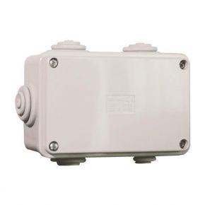 Eurolamp Κουτί Διακλάδωσης Εξωτερικό Στεγανό 007 IP65