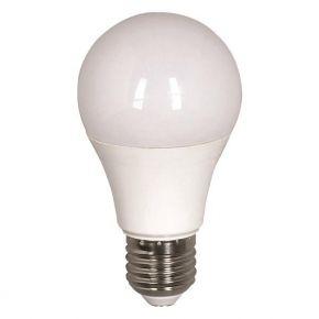 Eurolamp LED Λάμπα Κοινή A60 12W E27 Frost