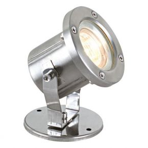 Eurolamp LED Σποτ Συντριβανιού MR16 12V 6W IP68 Inox