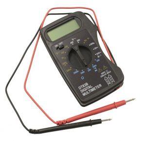 Eurolamp Πολύμετρο Ψηφιακό Τσέπης IP44