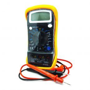 Eurolamp Πολύμετρο Ψηφιακό Με Digital Monitor IP44