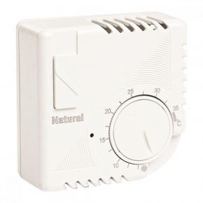 Eurolamp Θερμοστάτης Μηχανικός IP20