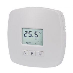 Eurolamp Θερμοστάτης Χώρου Ημερήσιος Ηλεκτρονικός 3680W IP20