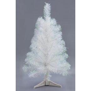 Eurolamp Χριστουγεννιάτικο Δεντράκι Λευκό, 60CM - Magic Christmas