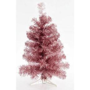 Eurolamp Χριστουγεννιάτικο Δεντράκι Ροζ, 60CM - Magic Christmas