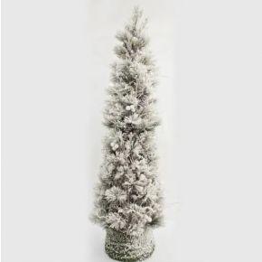Eurolamp Χριστουγεννιάτικο Δέντρο Χιονισμένο 2.3m