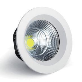 Eurolamp Φωτιστικό Χωνευτό 55W COB