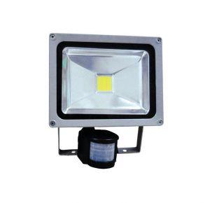 Ferrara LED Προβολέας 20W Epistar Motion Sensor
