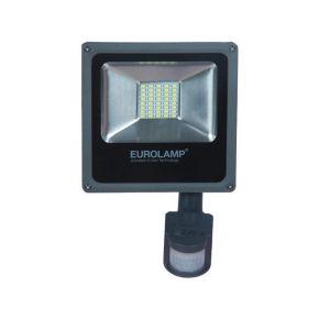 Ferrara LED Προβολέας Με Ανιχνευτή Κίνησης 20W SMD IP65