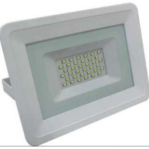 Eurolamp Basic LED Προβολέας SMD Στεγανός 30W IP65