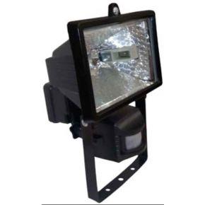 Ferrara LED Προβολέας Ιωδίνης Με Ανιχνευτή Κίνησης 500W J-118MM IP44