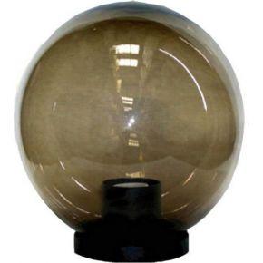Eurolamp Απλίκα Πλαστική PMMA Μελί Ø30cm