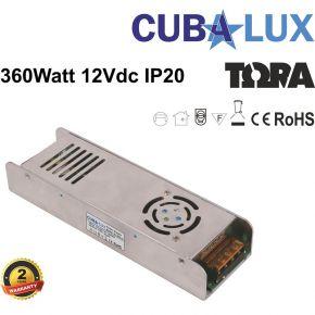 Cubalux Τροφοδοτικό LED 12V 350W IP20