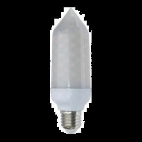 ACA LED Λάμπα 5W Smart LED E27 Fire Flame