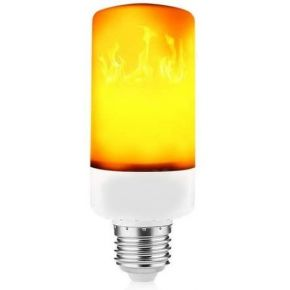 UNIVERSE LED Λάμπα Με Εφέ Φλόγας Ε27 3W