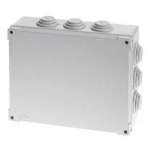 GEROS Κουτί Με Στυπιοθλίπτες IP54