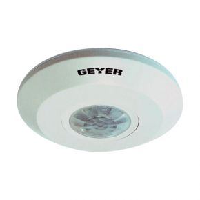 GEYER Ανιχνευτής Κίνησης Στρογγυλός 220-240V IP20