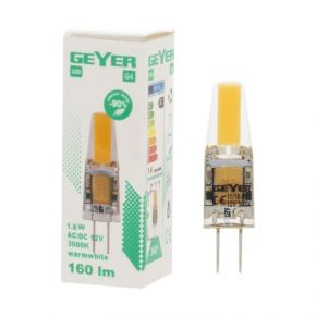 GEYER LED Λάμπα G4 2W Dimmable