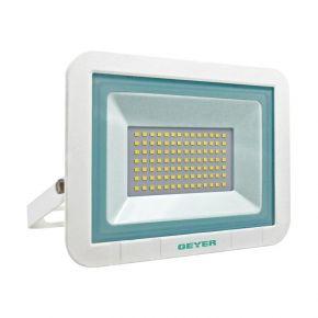 GEYER LED Προβολέας Λευκός 50W 4250lm IP65