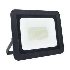 GEYER LED Προβολέας Μαύρος 100W 8500lm IP65