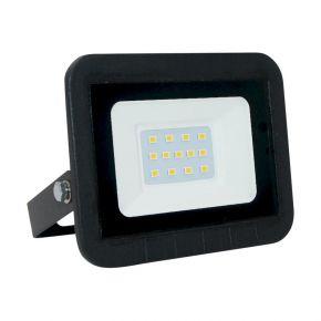 GEYER LED Προβολέας Μαύρος 10W 850lm IP65