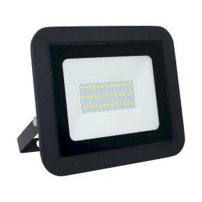 GEYER LED Προβολέας Μαύρος 30W 2550lm IP65