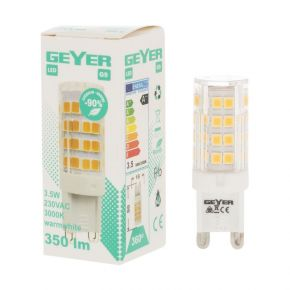 GEYER LED Λάμπα 3.5W G9