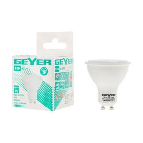GEYER LED Λάμπα 5W GU10 42V AC/DC