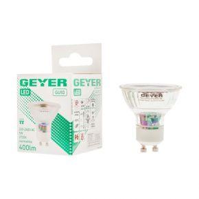 GEYER LED Λάμπα 5W GU10 Glass
