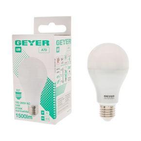 GEYER LED Λάμπα A70 E27 14W IP44