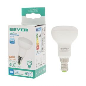 GEYER LED Λάμπα Eco R50 5W E14