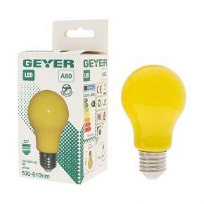 GEYER LED Λάμπα Εντόμων Κλασσική A60 5W E27