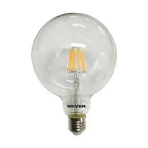 GEYER LED Λάμπα Filament Γλόμπος G125 12W E27