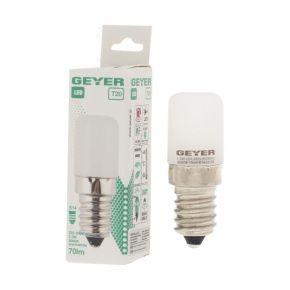 GEYER LED Λάμπα Νυxτός T20 1.3W E14