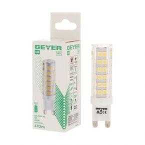 GEYER LED Λάμπα G9 5W 220-240VAC