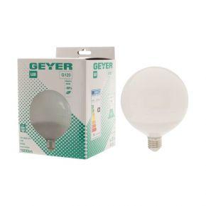 GEYER LED Λάμπα Γλόμπος G120 18W E27 Premium