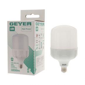GEYER LED Λάμπα High Power Premium IM-PLA36 36W E27 IP44