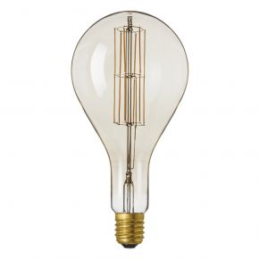 Calex GIANT SERIES LED Λάμπα 11W Filament E40 Φ160mm Dimmable CLEAR