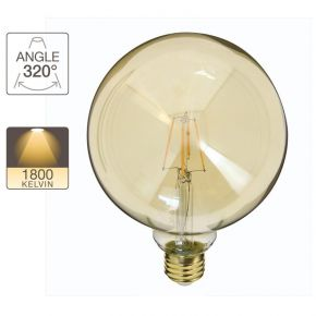 Xanlite LED 4W E27 G125 Vintage Filament