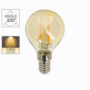 Xanlite LED Λάμπα 4W E14 G45 Vintage Filament