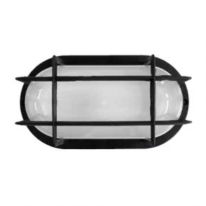 Heronia LED Πλαστική Απλίκα Τοίχου 11W E27 Χελώνα SLP-400 IP23
