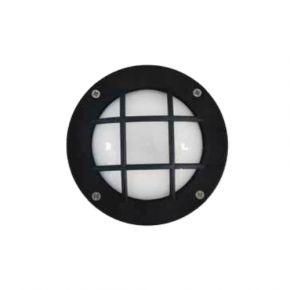 Heronia LED Πλαστική Απλίκα Τοίχου GX-53 Χελώνα SLP-10B IP44
