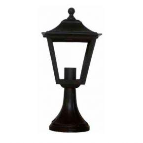 Heronia LED Πλαστικό Κολωνάκι 15W E27 Φανάρι LP-352EN IP23