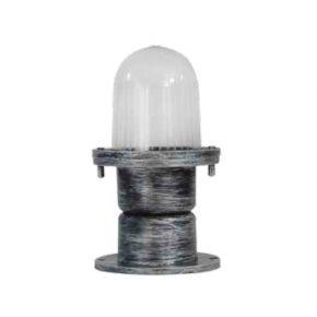 Heronia LED Πλαστικό Κολωνάτο 11W E27 Φανάρι SLP-600K IP23