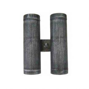 Heronia LED Πλαστικό Spot 4xGU10 Τετράφωτο UP-DOWN C-02 IP44