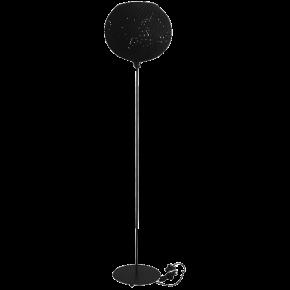 Heronia Φωτιστικό Δαπέδου Μπάλα Σχοινί 1xE27 SILK PENDEL Ø35cm