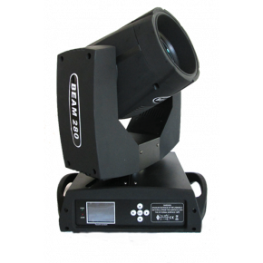 Spacelights Κινητή Κεφαλή Hotbeam 280 10R ECON BEAM – SPOT – WASH 3-in-1