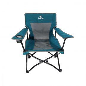 HUPA Χαμηλή Καρέκλα Παραλίας Oxford-Text